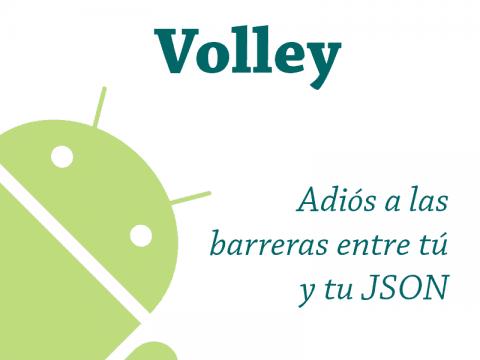 Volley, web services para principiantes