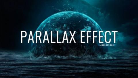 Como crear efecto parallax con CSS y JS