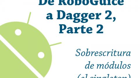 De RoboGuice a Dagger 2 – Parte 2: sobrecarga de módulos